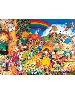 Nursery Tales Floor Puzzle 24pcs