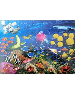 Sealife Puzzle 48pcs