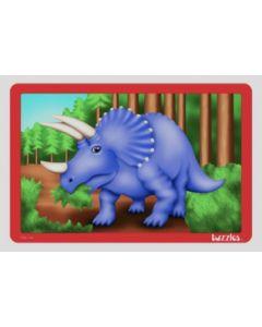 Triceratops Puzzle 19pcs