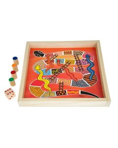 Serpents and Ladders Game