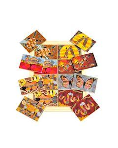 Aboriginal Art Memory Game