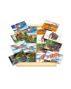 Prehistoric Animals Memory Game