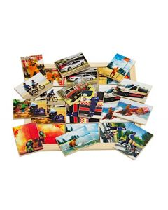 Emergency Services Large Memory Game