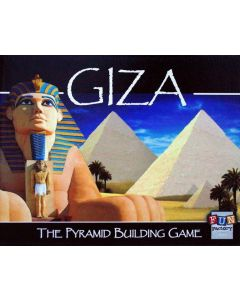 Giza - The Pyramid Building Game