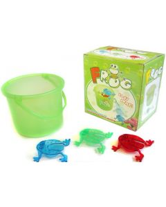 Jumping Frogs Game