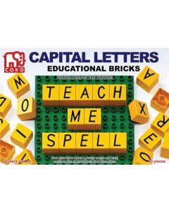 Coko Capital Letter Bricks 40pcs
