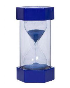 Large Sand Timer 5 Minute - Blue
