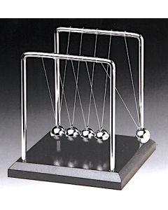 Newtons Cradle 17.5cmH x 17.5cmW x 11.5cmD