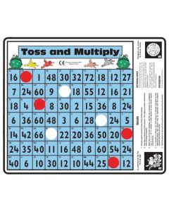 Roll And Multiply - Desk
