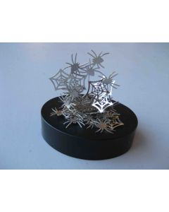 Spiders and Webs Magnetic Sculptures