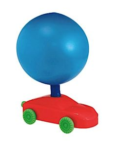 Balloon Cars Class Set 10pcs