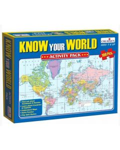 Know Your World Activity Pack