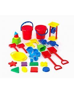 Sand and Waterplay Classroom Set 30pcs