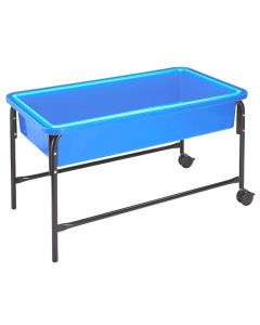 Sand & Water Playtray and Frame - Blue 58cmH