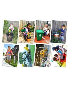 Recycling Posters Set of 8