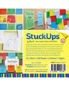 Classroom Pack of 1000 Large StuckUps