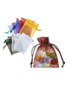 Organza Bags 10pcs