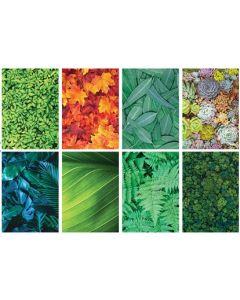 Foliage Pattern Paper 40pcs