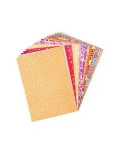 Handmade Papers Warm 20pcs