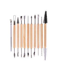 Clay Modelling Tools Set 11pcs