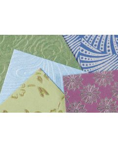 Handmade Decorative Papers 50pcs