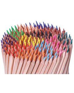 Coloured Triangular Pencils Classpack 288pcs
