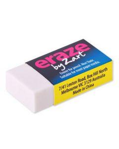 White Erasers 30pcs