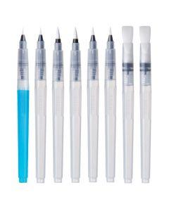 Aqua Brush Set 8pcs