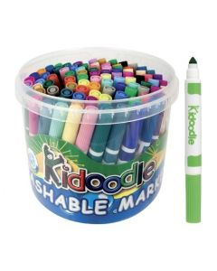 Kidoodle Conical Tip Washable Markers 96pcs