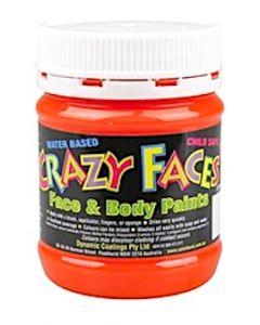 Face Paint 250ml Orange