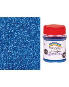 Glitter Flakes Blue 250g