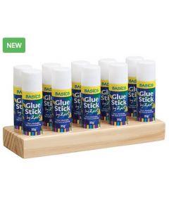 Wooden Glue Stick Holder