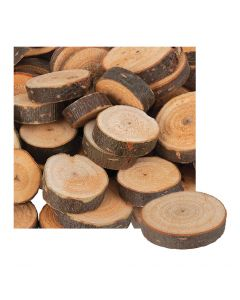 Branch Cuts Circle in Calico Bag 330g