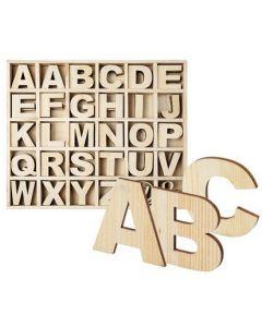 Wooden Alphabet Box 150pcs