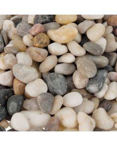 Pebbles Assorted Colours 1.5kg Tub