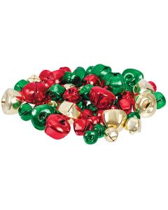 Folley Bells Christmas Assorted 150pcs