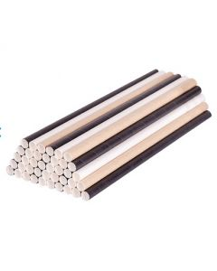Eco Paper Straws 250pcs