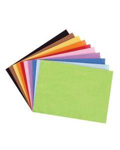 Ten Cotton Fabric A3 Pieces