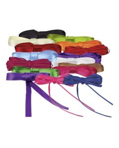 Assorted Satin Ribbons 36pcs