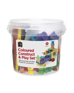 Construct 'n' Play Coloured 300pcs