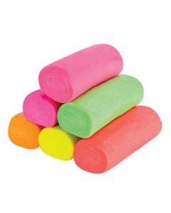 Claydough Neon Colours 900g