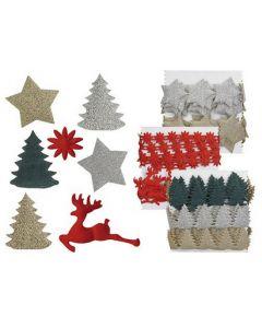 Christmas Adhesive Decorations 300pcs