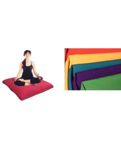 Giant Floor Cushions (Set B) With Polyester Filled Inserts 90cm x 90cm Set of 5