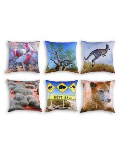 Outback Cushion COVERS ONLY Set of 6