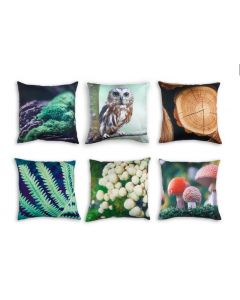 Into the Forest Cushion COVERS ONLY Set of 6