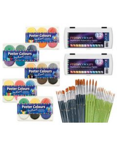 Portable Painting Kit