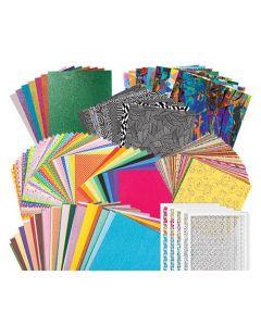 Decorative Papers Set 660pcs