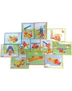 Mobilo Work Cards 12pcs