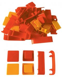Mobilo Cliplinks and Cover Plates 20pcs