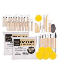Air Dry-No Kiln Clay Kit